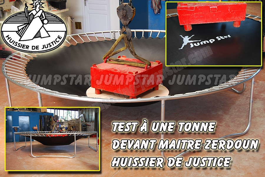 un avis humain sur trampoline jumpstar via qualityraters. Black Bedroom Furniture Sets. Home Design Ideas